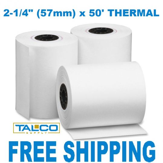 "FREE SHIPPING 18 2-1//4/"" x 150/' BOND CALCULATOR PAPER ROLLS"